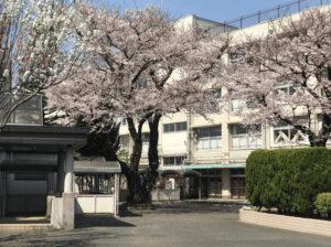 練馬区立大泉学園中学校