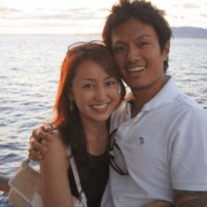 27歳の矢田亜希子と元旦那・元旦那