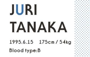 ViViの田中樹のプロフィール