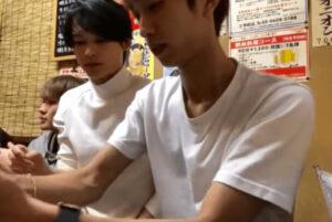 痩せすぎの田中樹と森本慎太郎