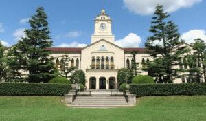 関西学院大学の外観