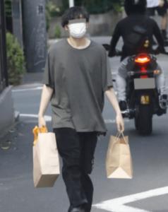 本田翼の彼氏K①