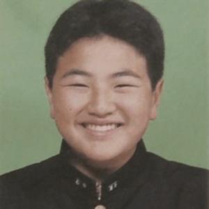 中学時代の北川悠仁