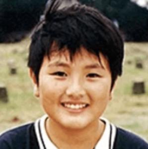 北川悠仁の若い頃