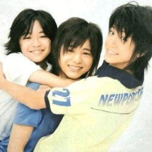 ジャニーズ入所時代の知念侑李と山田涼介・中島裕翔