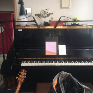 中村佳穂の実家のピアノ