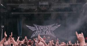 BABYMETALの海外ライブツアー