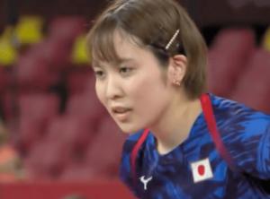 東京五輪で初戦の平野美宇