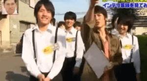 「サタメン!!!」春ボーイのメンバー
