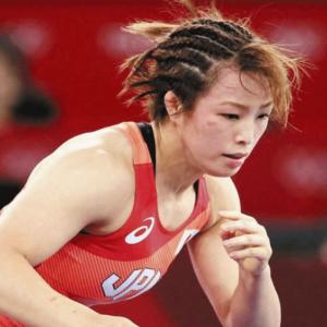 東京五輪の決勝戦の川井友香子